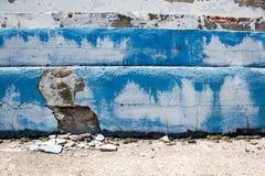 Cerca do metal de estrada Imagens de Stock Royalty Free
