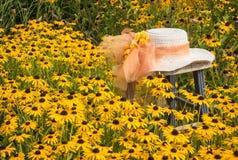 Cerca Gardening Imágenes de archivo libres de regalías