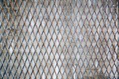 Cerca oxidada do metal Foto de Stock