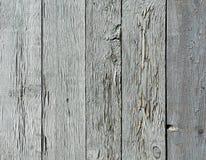 Cerca pintada azul viejo del conglomerado Imagen de archivo