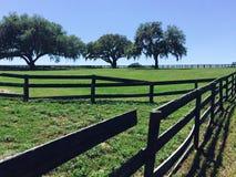 A cerca quebrada Fotografia de Stock