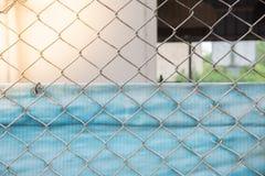 Cerca vieja Background con el rimlight fotos de archivo