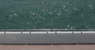 Cerca Water do mar video estoque