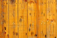 Cercado de madera Imagen de archivo