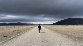Cercando le fotografie in Islanda Immagini Stock