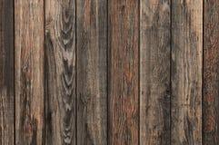 Cercas de madera viejas, tablones viejos de la cerca como fondo Fotos de archivo libres de regalías