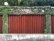 Cercas, paredes Imagen de archivo libre de regalías