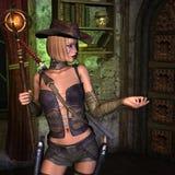 Cercatore del tesoro Fotografie Stock