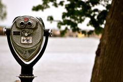 Cercatore di vista Immagine Stock
