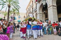 Free Cercavila At Vilanova I La Geltru Stock Image - 20703361