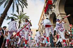 Free Cercavila At Vilanova I La Geltru Stock Photography - 20703392