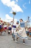 Cercavila Festa Major Vilafranca del Penedés Royalty Free Stock Image