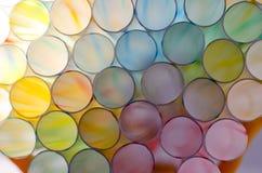 Cerchi colorati Immagine Stock Libera da Diritti