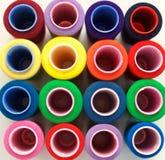 Cerchi di colore Fotografie Stock