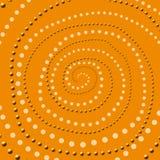 Cerchi di colore Immagini Stock