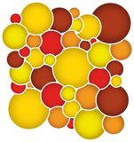 Cerchi di Sun Immagini Stock Libere da Diritti