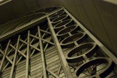 Cerchi e traverse Fotografia Stock Libera da Diritti