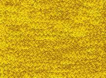 Cerchi gialli Struttura Immagini Stock