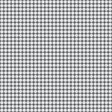 Cerchi grigi e bianchi del briciolo senza cuciture del modello Fotografia Stock