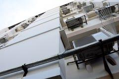 Cerchi l'alloggio dell'appartamento in Tailandia Punto di costruzione Immagini Stock Libere da Diritti