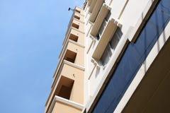 Cerchi l'alloggio dell'appartamento in Tailandia Punto di costruzione Fotografie Stock Libere da Diritti