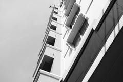 Cerchi l'alloggio dell'appartamento in Tailandia Punto di costruzione Fotografia Stock Libera da Diritti