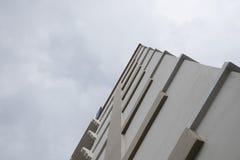 Cerchi l'alloggio dell'appartamento in Tailandia Punto di costruzione Fotografie Stock