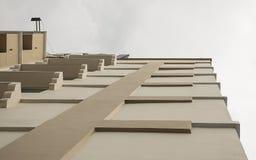 Cerchi l'alloggio dell'appartamento in Tailandia Punto di costruzione Immagine Stock