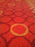 Cerchio arancio Immagine Stock