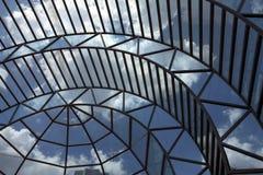 Cerchio del cielo Immagini Stock