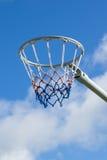 Cerchio del netball Fotografia Stock