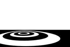 Cerchio dell'obiettivo fotografia stock libera da diritti