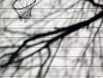 Cerchio dell'ombra Fotografia Stock