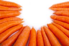 Cerchio della carota fotografia stock libera da diritti