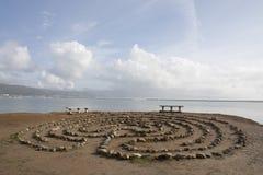 Cerchio delle pietre Fotografia Stock