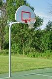 Cerchio di pallacanestro Fotografie Stock