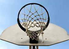 Cerchio di pallacanestro immagine stock libera da diritti