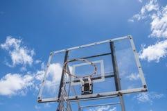 Cerchio di pallacanestro Immagine Stock