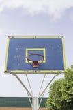 Cerchio di pallacanestro di sport Immagine Stock Libera da Diritti