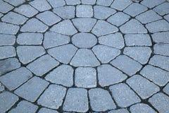 Cerchio di pietra Fotografia Stock