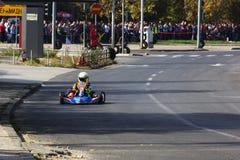 Cerchio 2017 di Skopje Immagini Stock