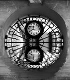 Cerchio di tempo immagini stock