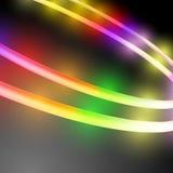 Cerchio multicolore astratto Immagine Stock