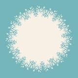 Cerchio ornament Fotografia Stock