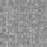Cercle abstrait Grey Background Images stock