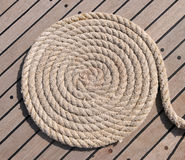 Cercle da corda Imagem de Stock