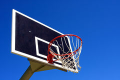 Cercle de basket-ball Photographie stock