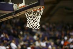 Cercle de basket-ball Photo libre de droits