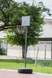 Cercle de basket-ball Photo stock