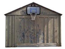 Cercle de basket-ball americana Photos stock